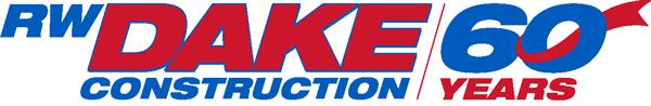 RW Dake logo